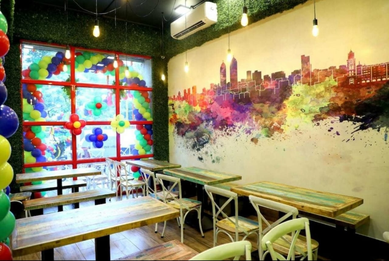 Running Multicuisine Restaurant for Sale in Mumbai