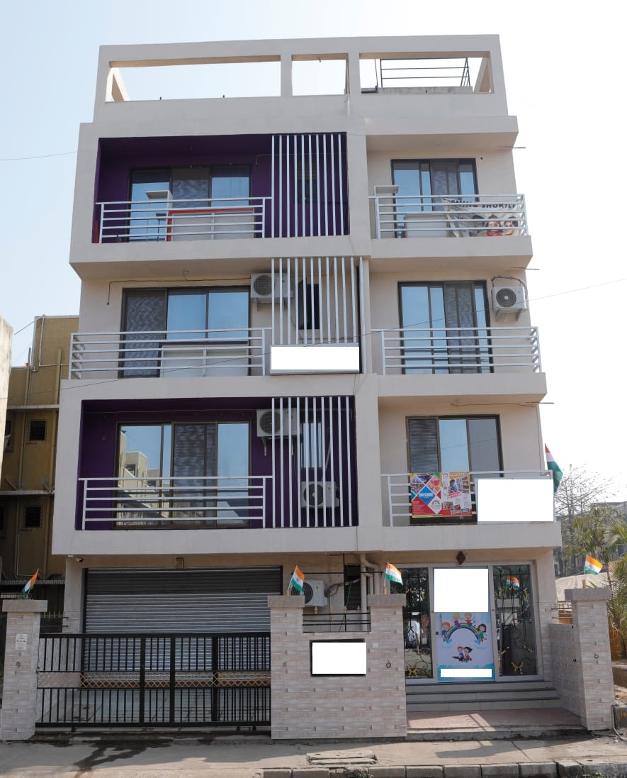 Well Established Preschool and Daycare Franchise for Sale in Ghansoli Navi Mumbai
