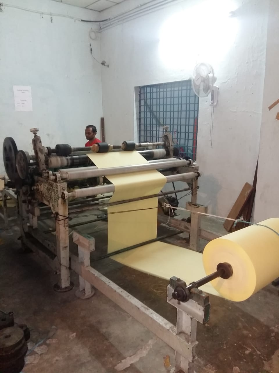 Profitable Non-Woven Bag Manufacturing Business for Sale in Hyderabad
