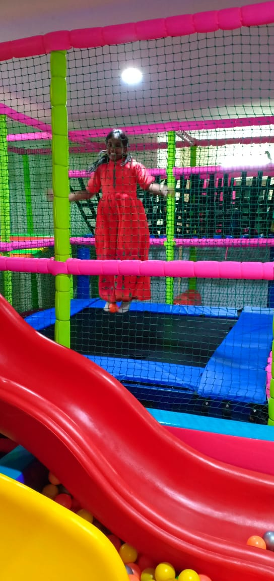 Well Established Kids Soft Playzone for Sale in Hyderabad
