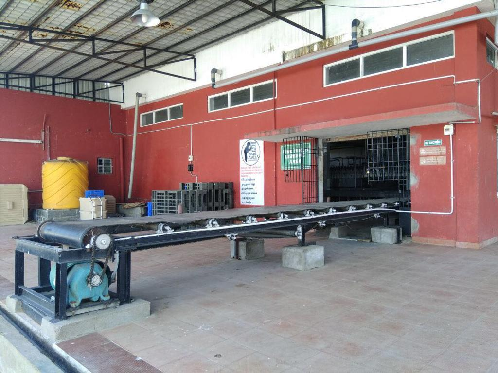 Automated Poultry ( Broiler Chicken) Processing Factory for Sale in Chennai
