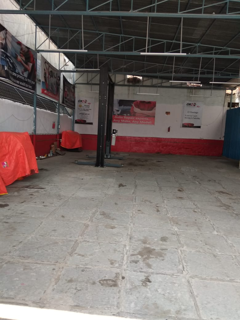 4 Wheeler Car Service Center for Sale in Hyderabad