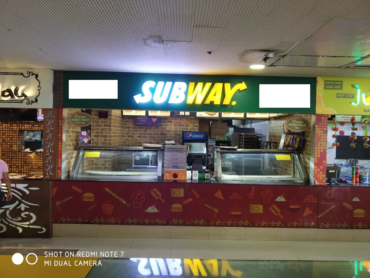 A Profitable Subway Restaurant for Sale in Bangalore