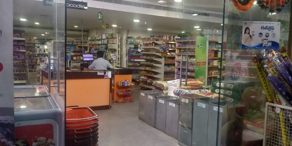 Well Established Super Market for Sale in Hyderabad