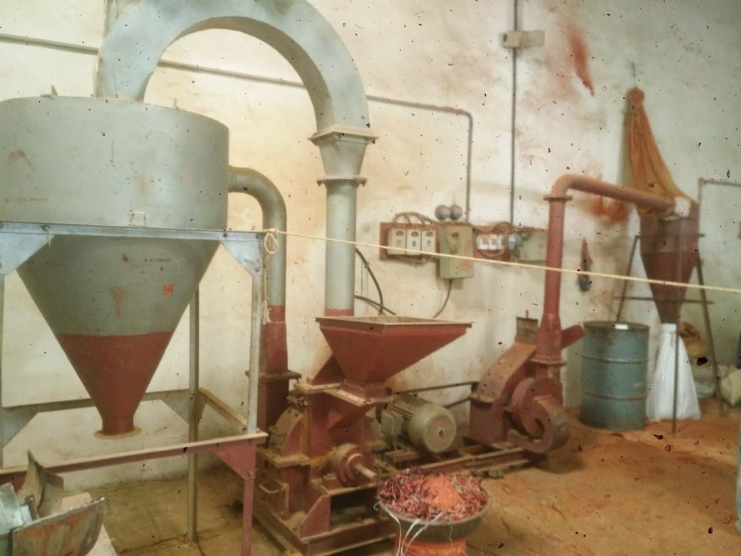 Spices Manufacturing Unit Available for Asset Sale in Indore