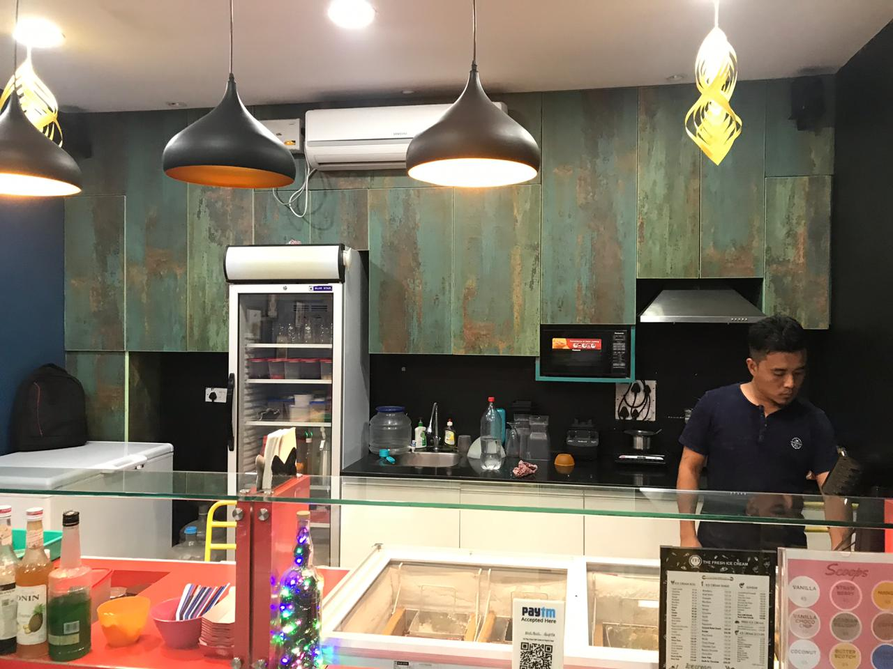 Well Established Ice Cream Parlor for Sale in Bangalore