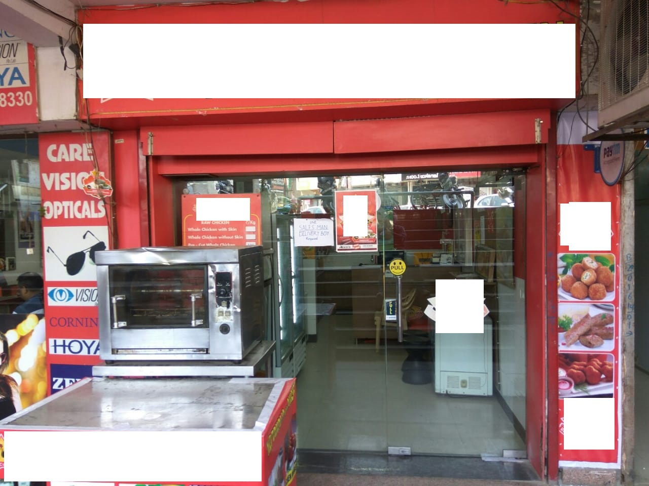 Fast Food Chicken Franchise for Resale in Zirakpur