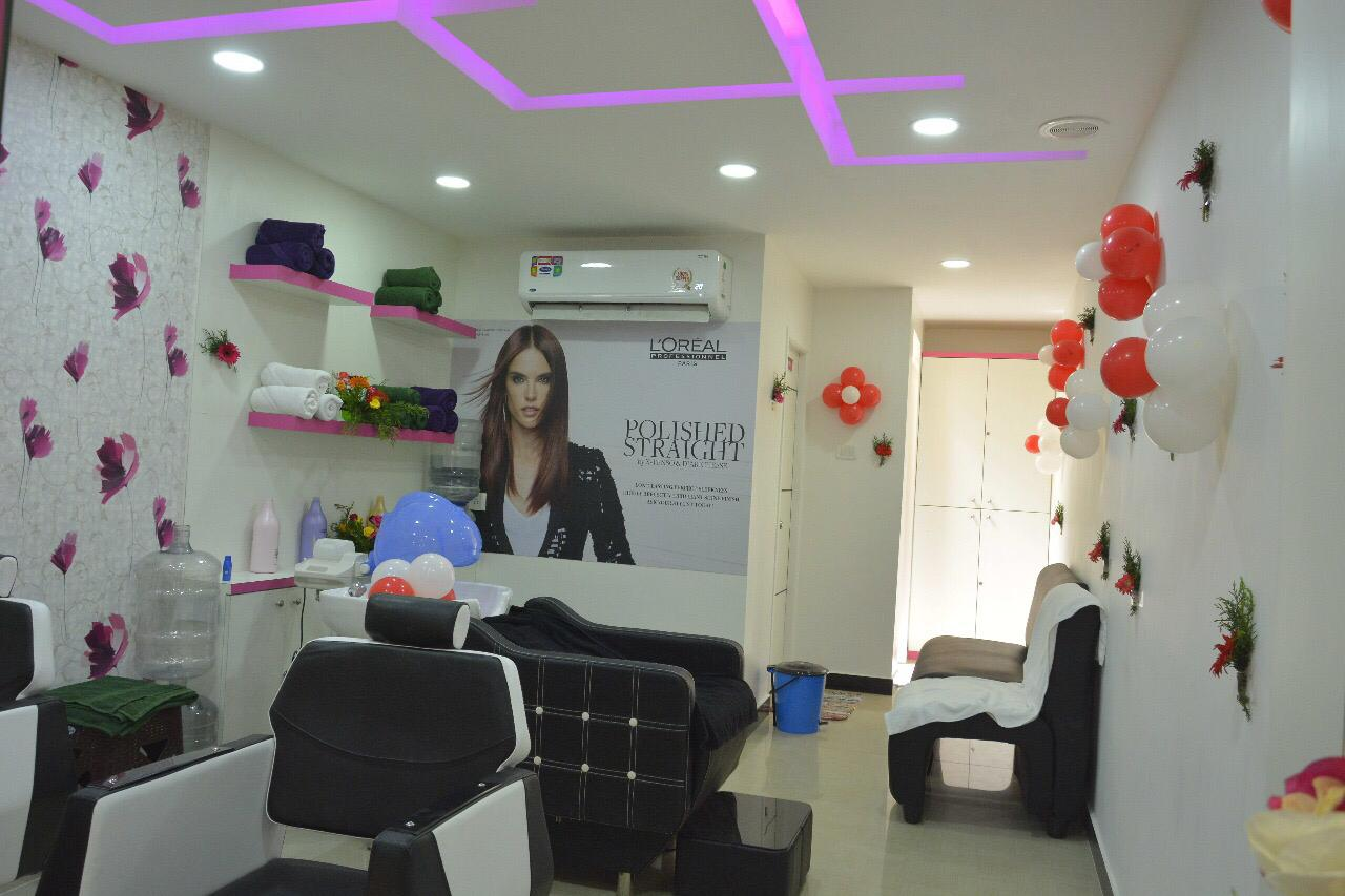 Well Established Salon Chain Brand Available for Franchise in Coimbatore