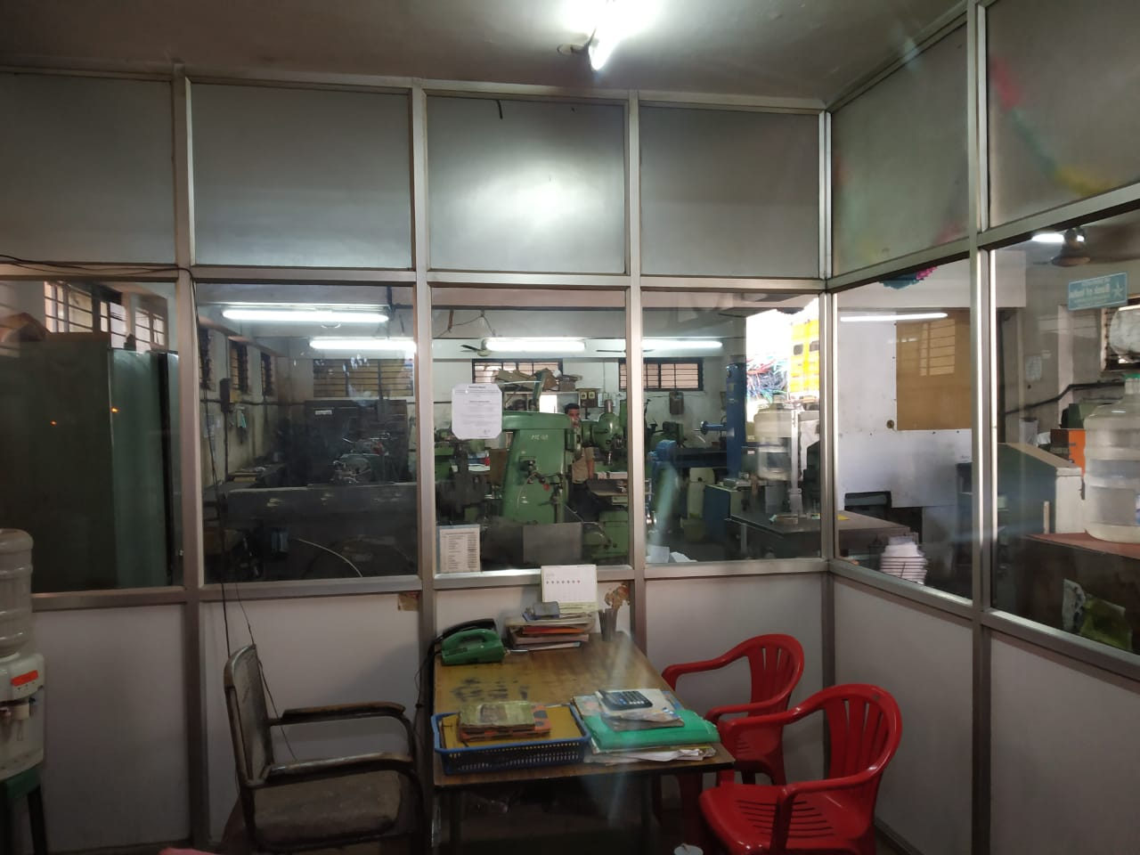 High Precision Machined Products Fabrication Business for Sale in Bangalore