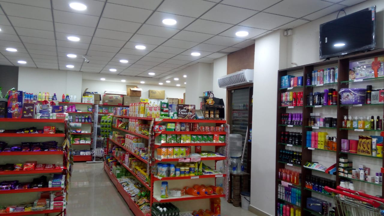 Reputed Supermarket with a Food Court for Sale in Bangalore