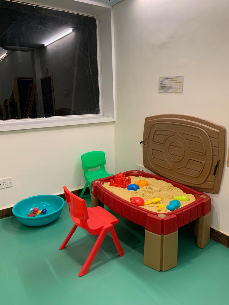 A Unique Learn While You Play Activity Centre for Sale in Delhi