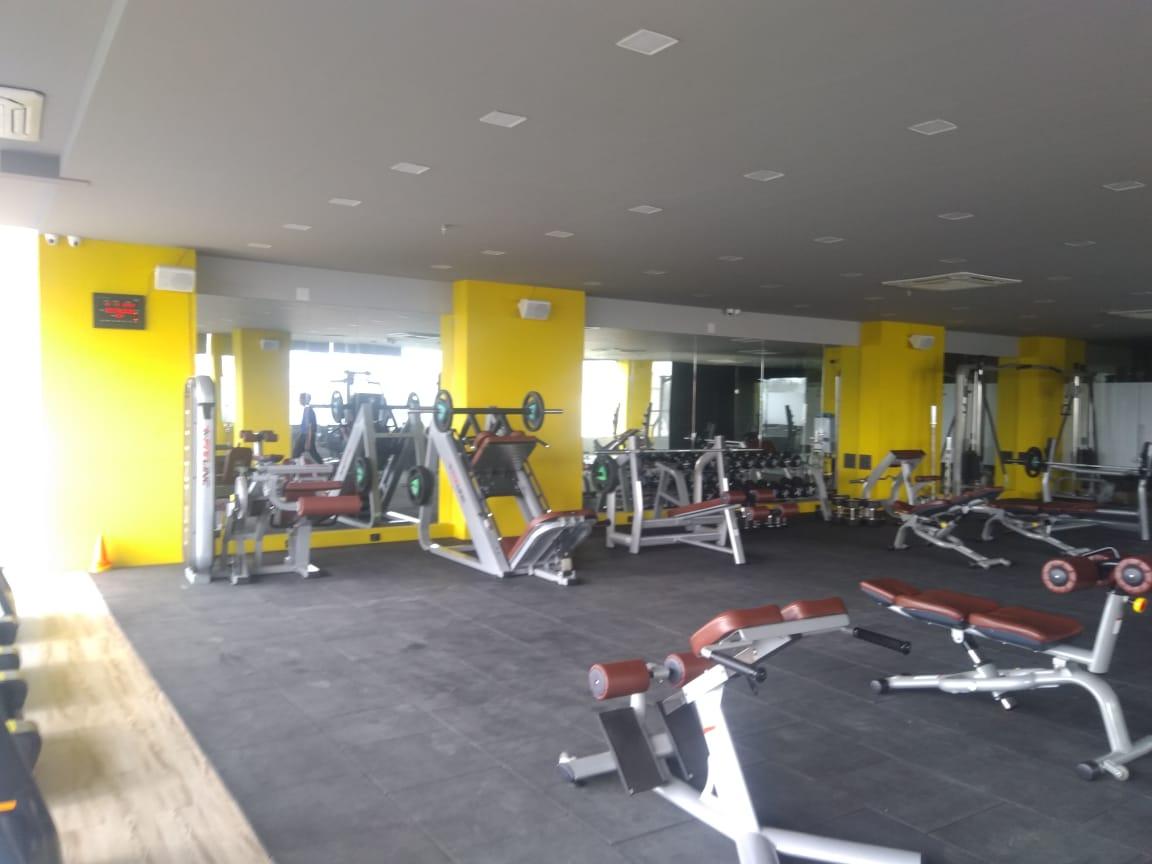 Newly Established Fully Furnished Gym in Ahmedabad