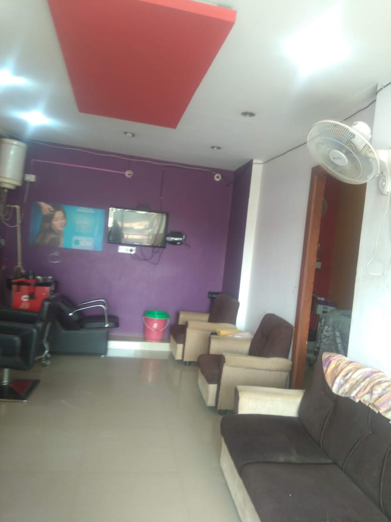 Well Running Beauty Salon for Sale in Bangalore