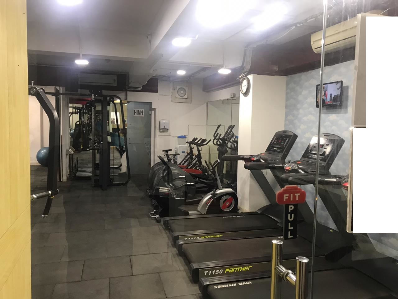 Running Gym Business for Sale in Dlf Phase 4 in Gurgaon
