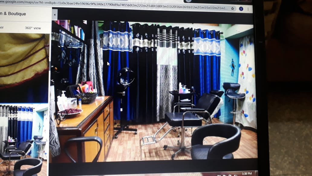 Salon and Boutique for Sale in Bangalore