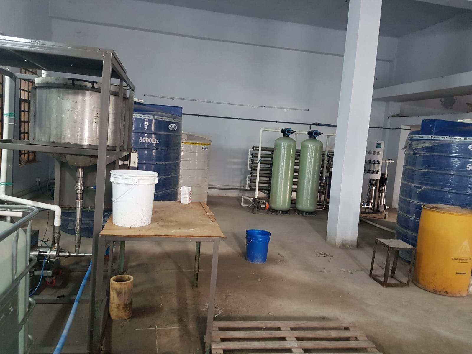 Diesel Exhaust Fluid Manufacturing Business for Sale in Chandigarh Panchkula
