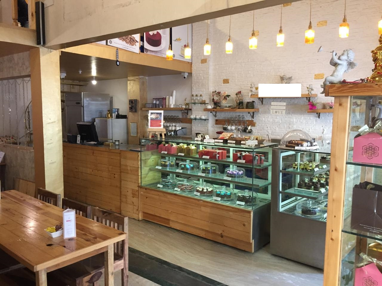 Bakery Related Items Producing a Central Kitchen and a Retail Outlet for Sale in Pune