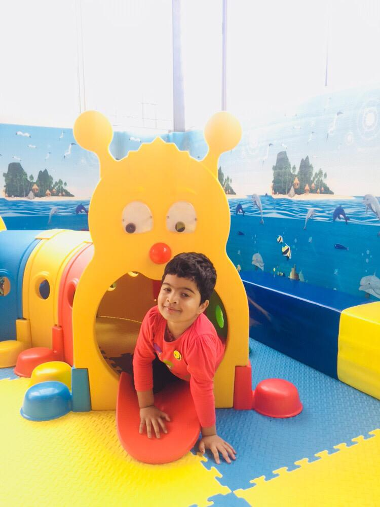 Soft Play Area with Party Hall and Cafeteria for Sale in Bangalore