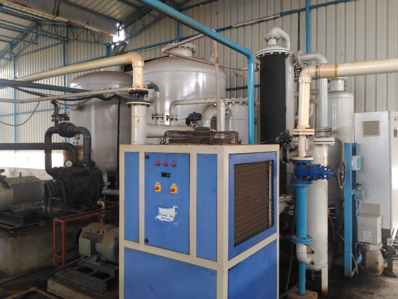 Well Established Biogas Plant for Sale near Kadapa