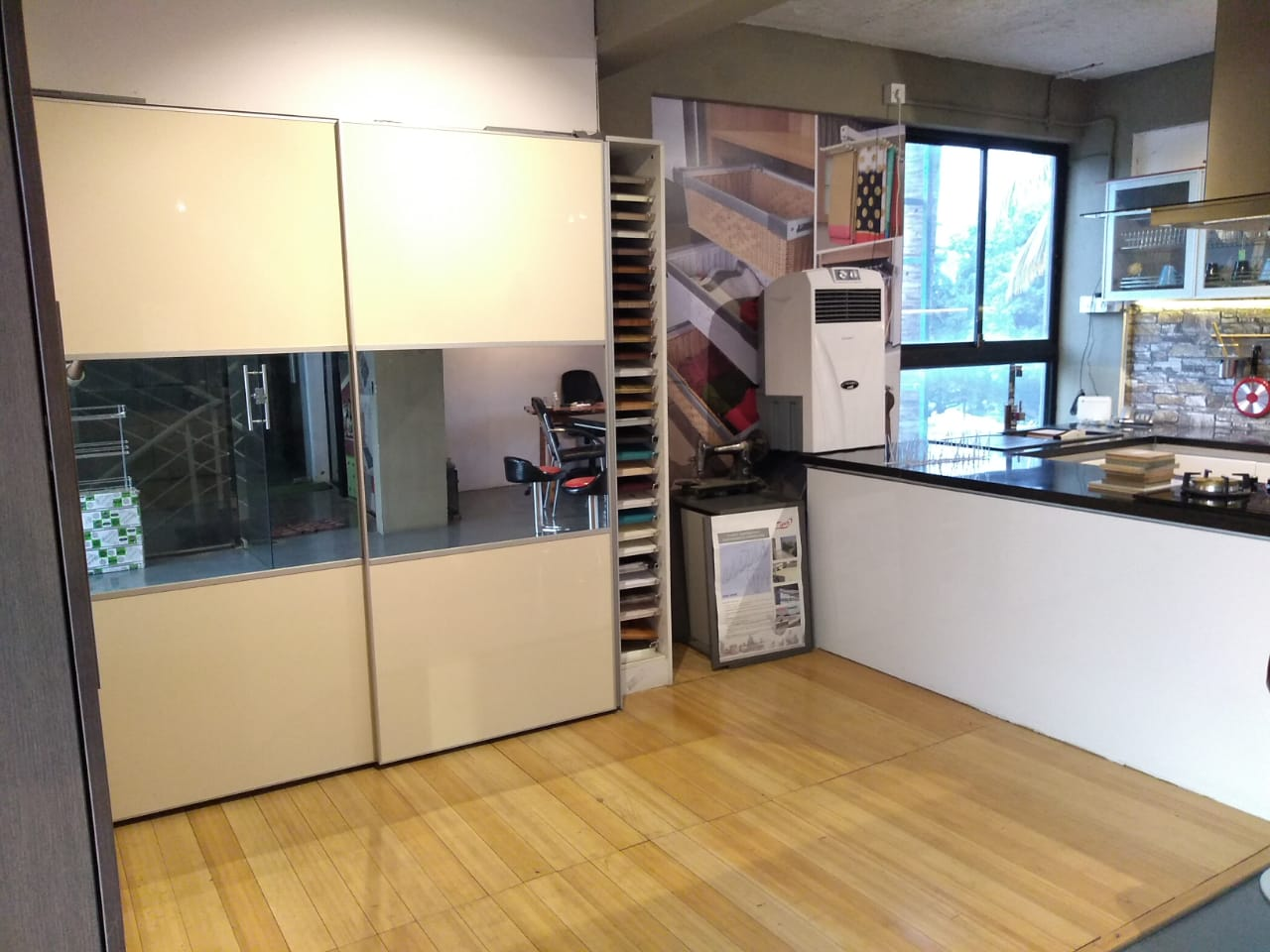 Well Established Modular Kitchen and Wardrobe Showroom for Sale in Bangalore