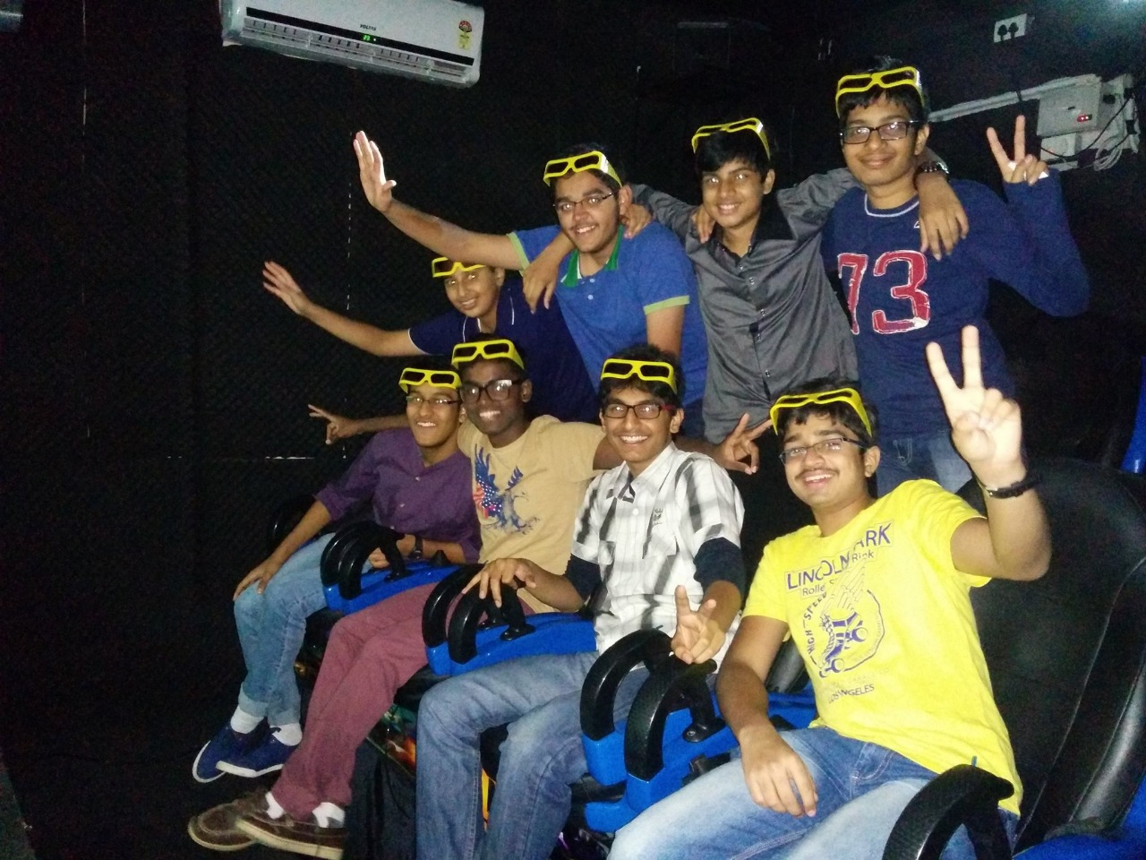 Partial Ownership of 4 Entertainment Centers in Bangalore for Sale
