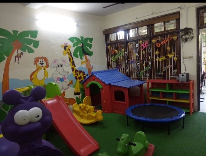 Branded Playschool and Creche with All Equipment and Accessories