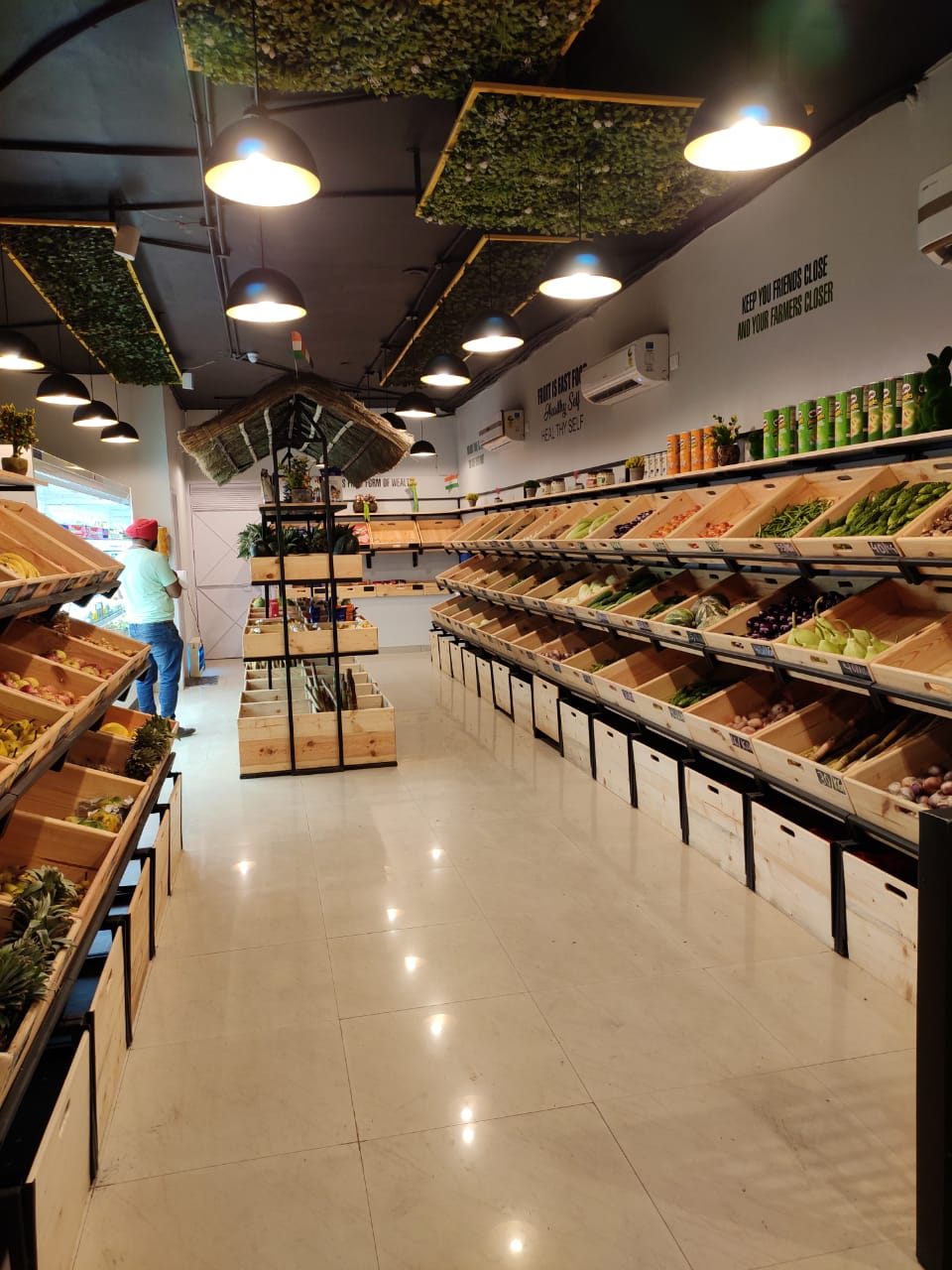 New Opened Chain of Retail Grocery Stores for sale in Mohali