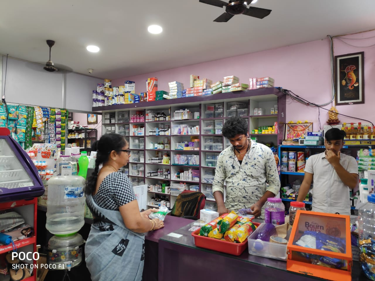 Well established Pharmacy with strong home delivery team and more than 2000 active customers located in Chennai for sales