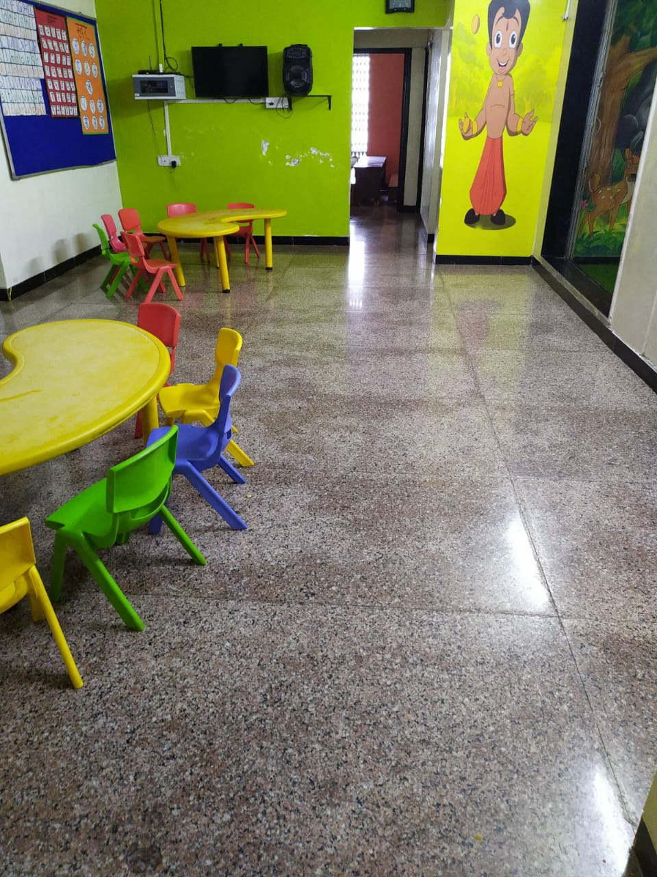 Profitable Daycare and Playschool for sale in Navi Mumbai