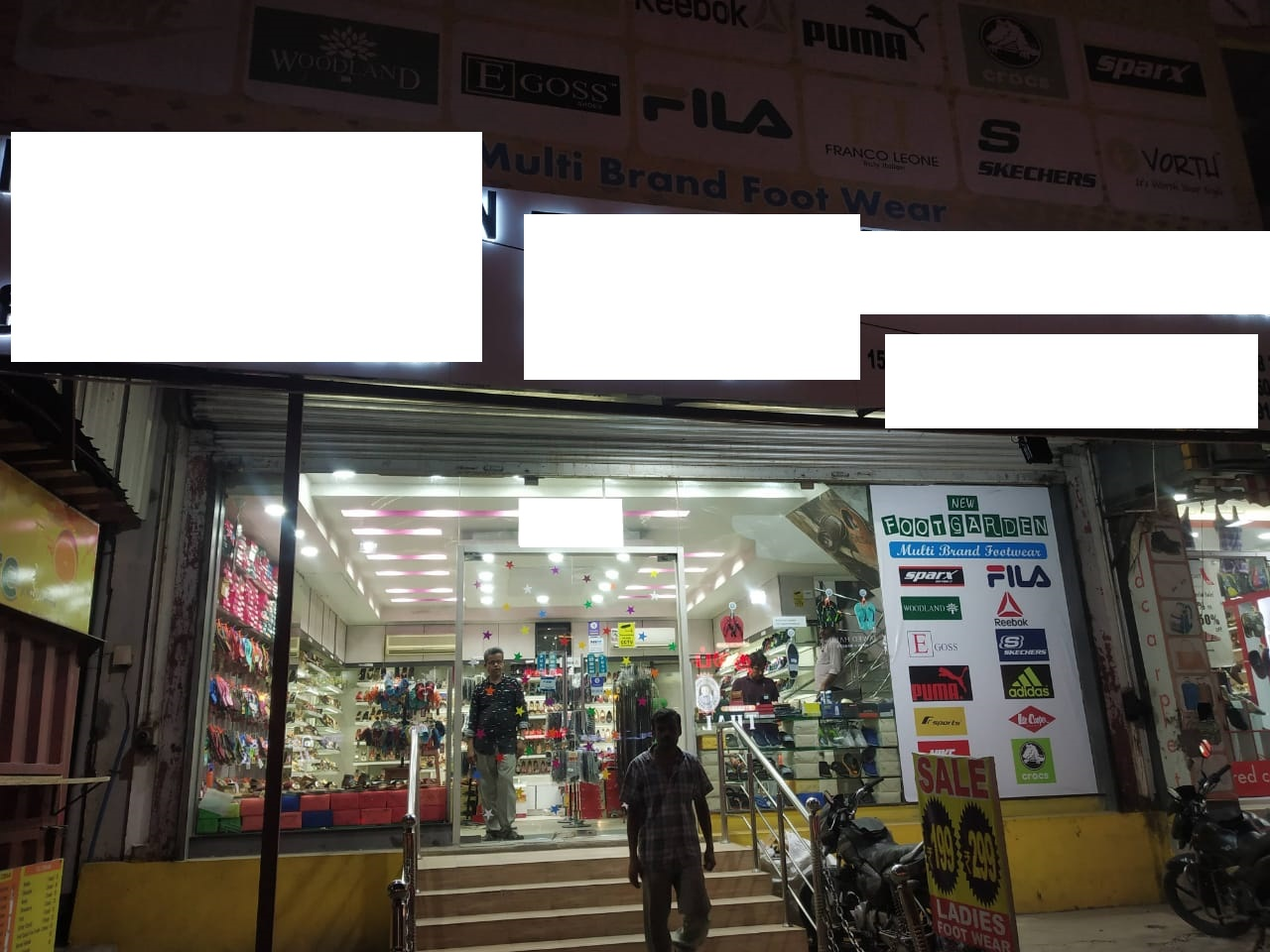 Well running Multi-Brand Retail Footwear Showroom in Chennai is looking for a Partner