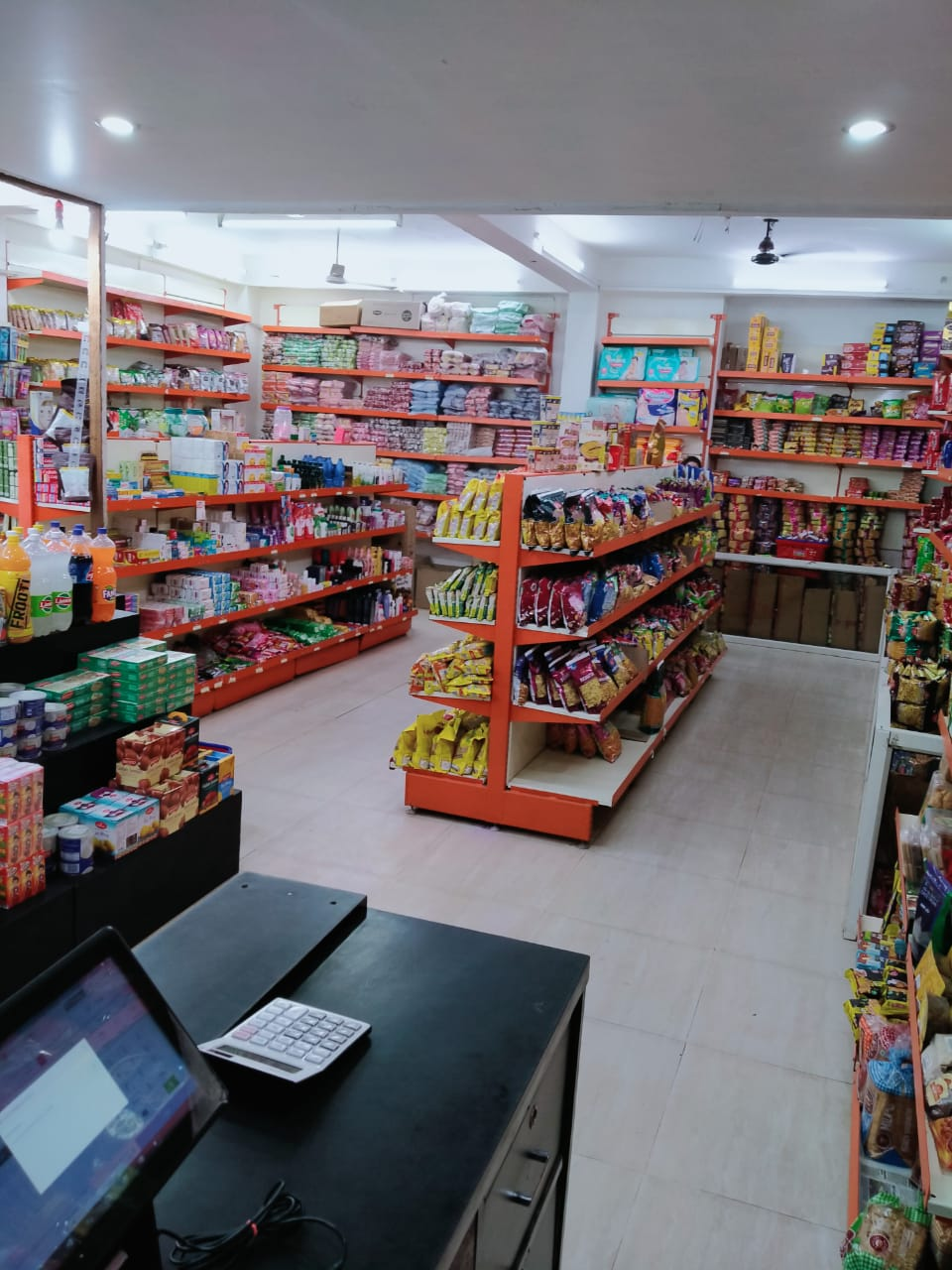 Well established departmental store for sale in New Delhi