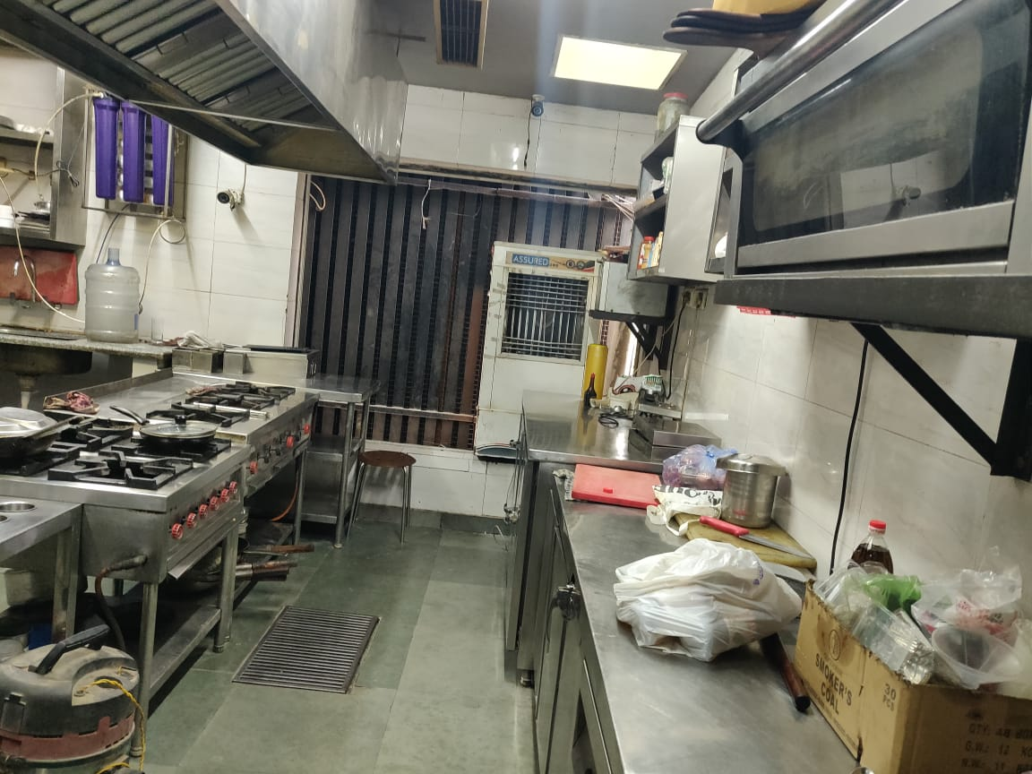 Well-established restaurant for sale in Noida