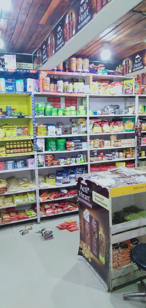 Supermarket successfully running since 2015 is looking for an exit