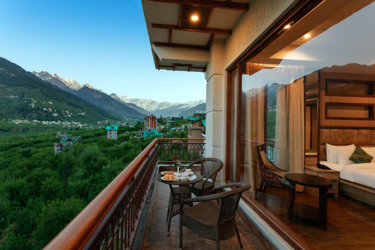 Newly Well Established Manali based Resort for sale