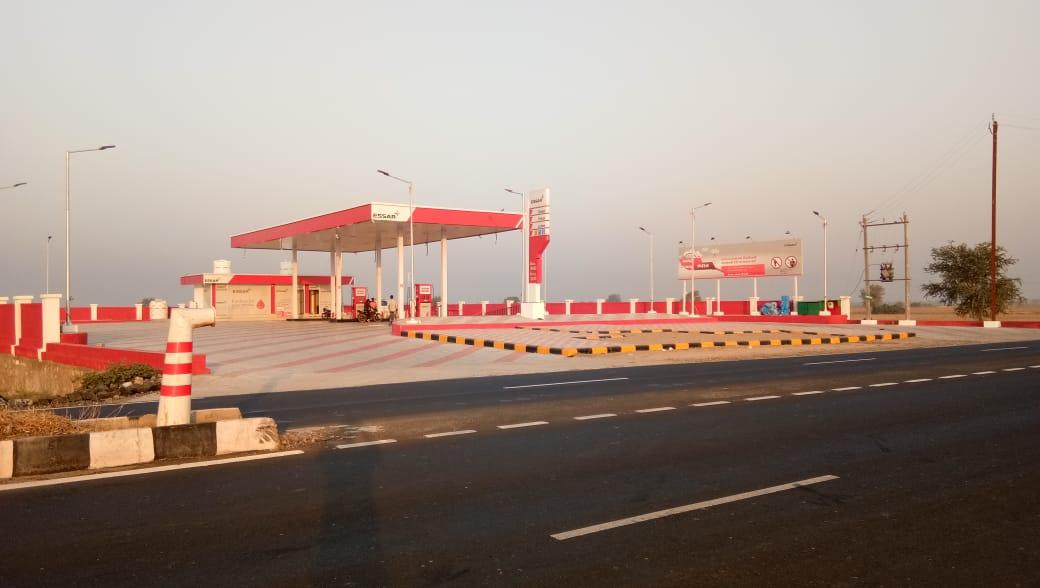 Essar Petrol Pump for sale Near Ahmedabad