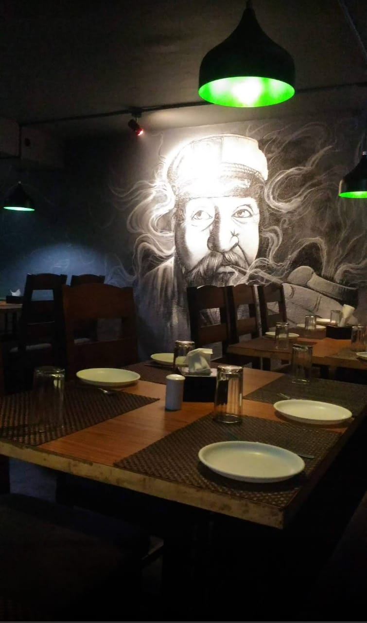 Restaurant and a bar for a full sale in Pune