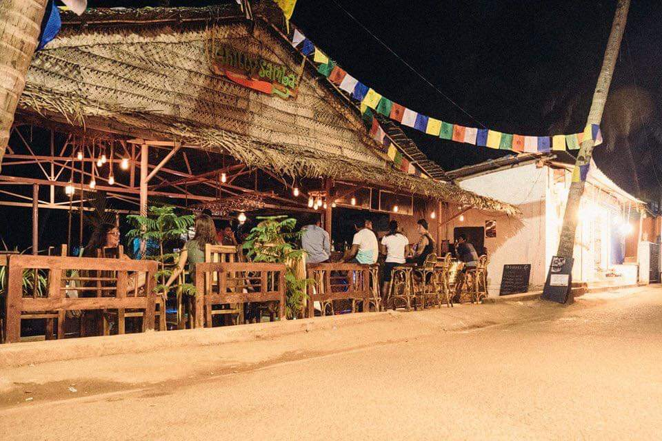 Hotel restaurant and a bar for sale in Goa