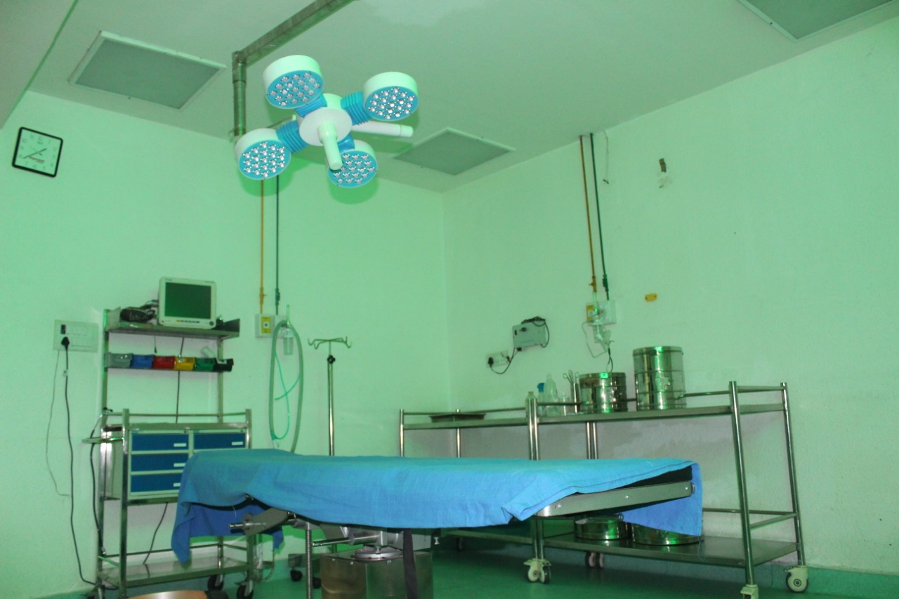 Multi-specialist 100 bedded Hospital in Merrut is looking for an exit