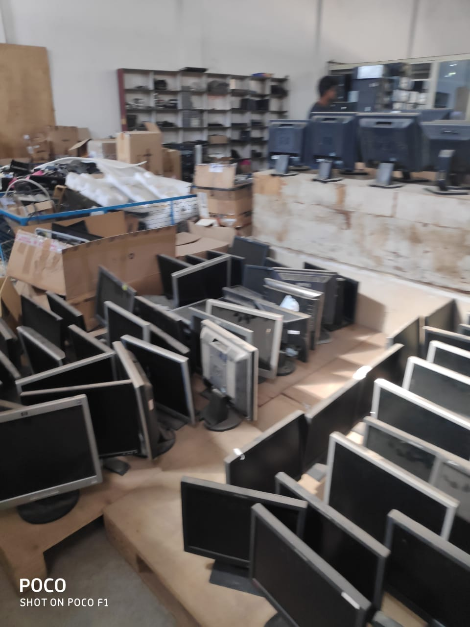 Profitable KSPCB Certified E-waste Management Company for Sale in Bangalore