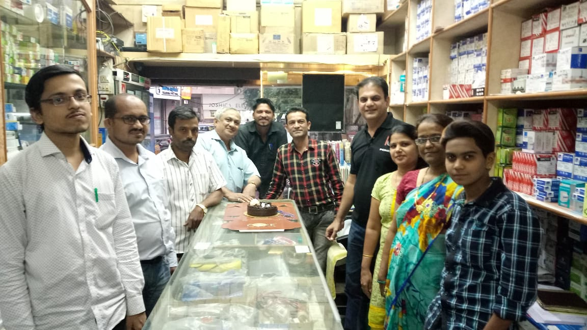 Retail shop of electrical products for 30 years in Pune is looking for an exit