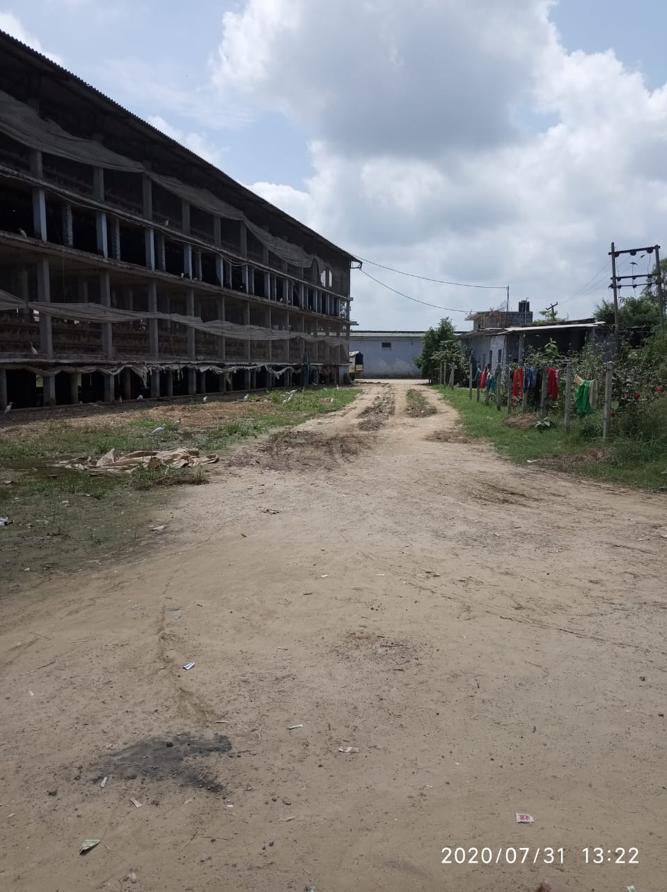 Poultry Farm with 89000 layer bird capacity available for immediate sale.