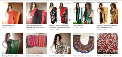 An Online B2c Retail Indian Women Wear Business Up for Sale