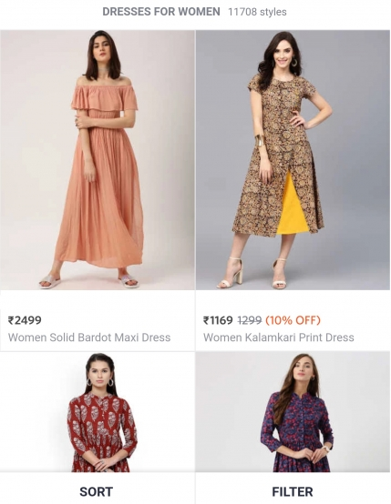 Relocatable Online Women's Apparel Selling Business for Sale